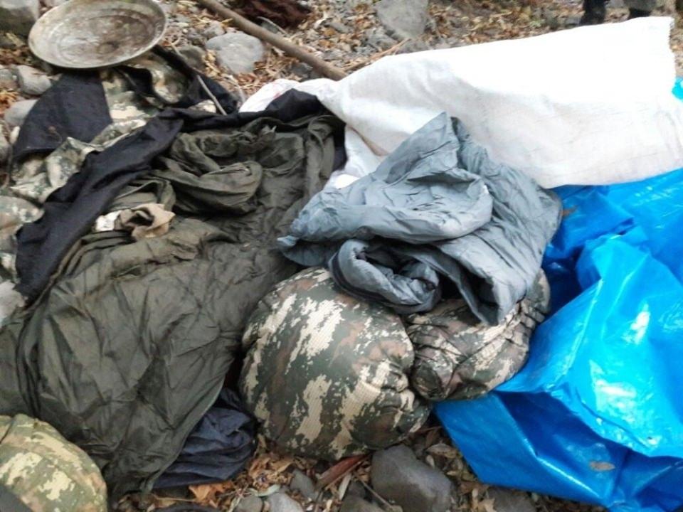 Cudi Dağı'nda 3 terörist öldürüldü 18