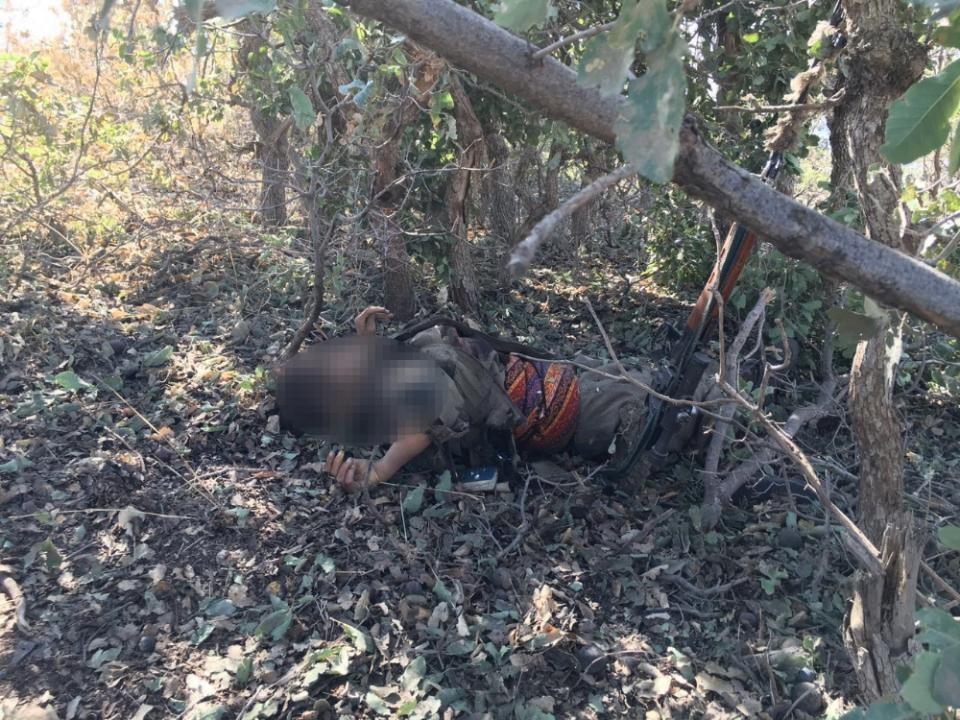 Cudi Dağı'nda 3 terörist öldürüldü 20