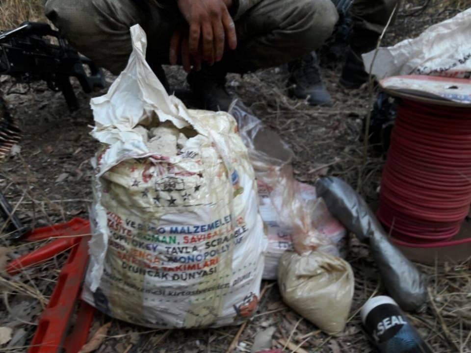 Cudi Dağı'nda 3 terörist öldürüldü 21