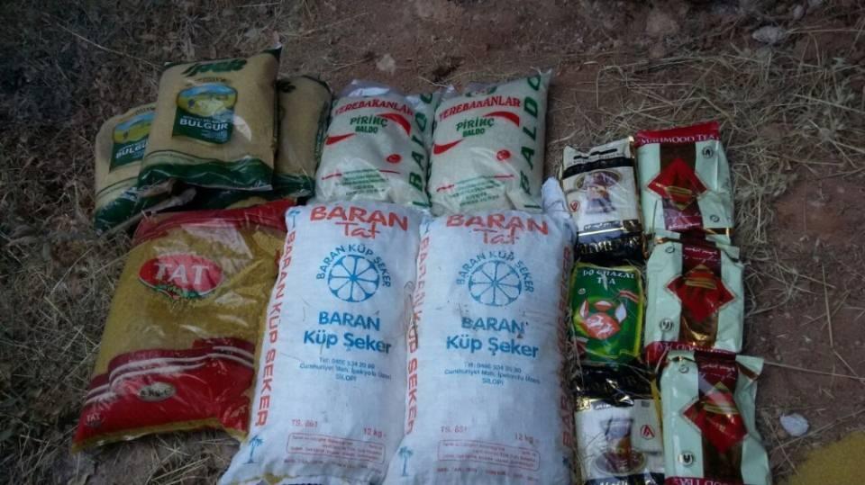 Cudi Dağı'nda 3 terörist öldürüldü 22