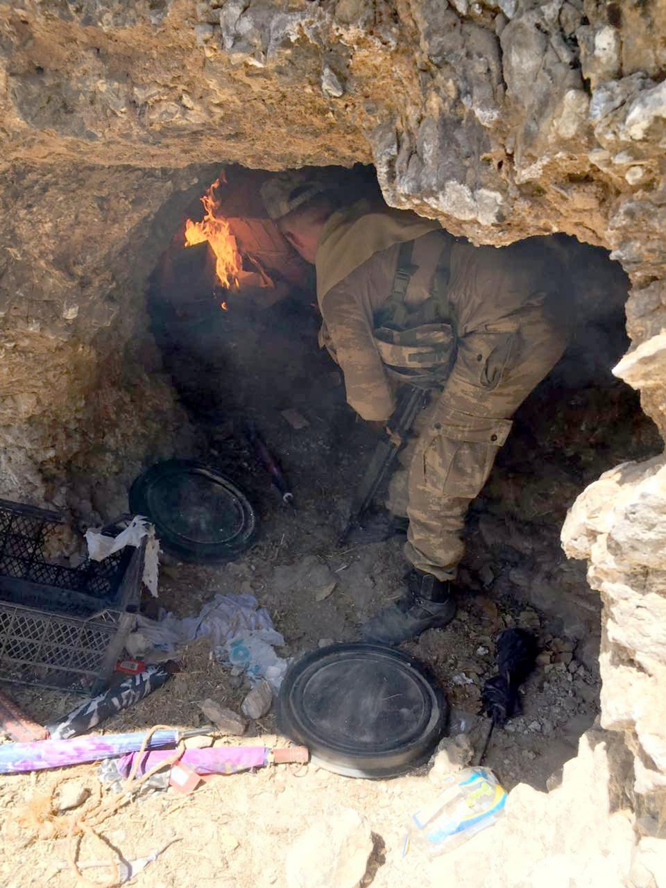 Cudi Dağı'nda 3 terörist öldürüldü 25