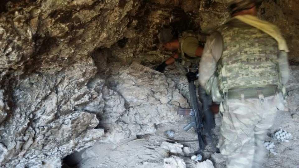 Cudi Dağı'nda 3 terörist öldürüldü 3