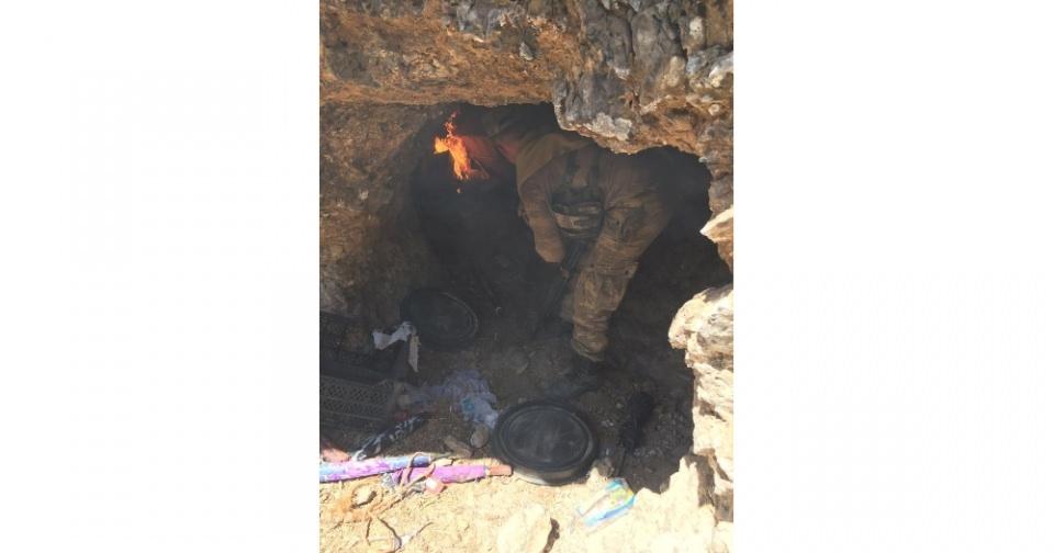 Cudi Dağı'nda 3 terörist öldürüldü 5