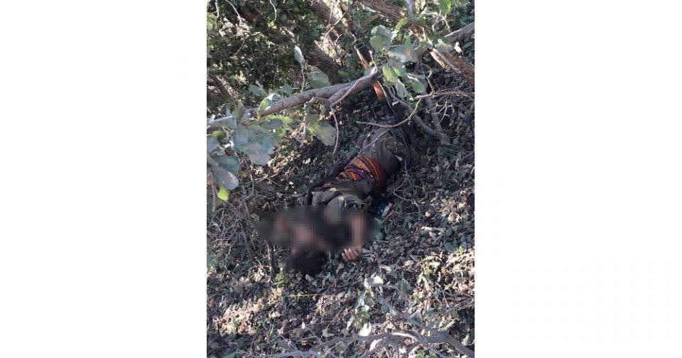 Cudi Dağı'nda 3 terörist öldürüldü 7