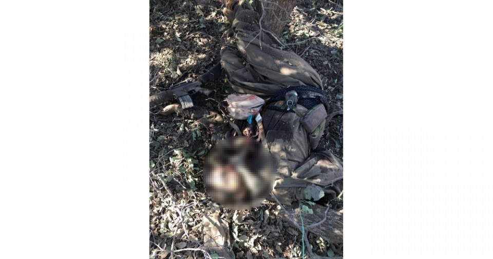 Cudi Dağı'nda 3 terörist öldürüldü 9