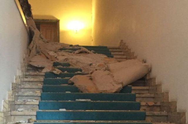 Meclis'te tarihi avizelerin onarımına Çekya talip 12