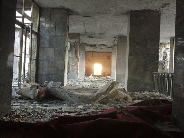 Meclis'te tarihi avizelerin onarımına Çekya talip 9