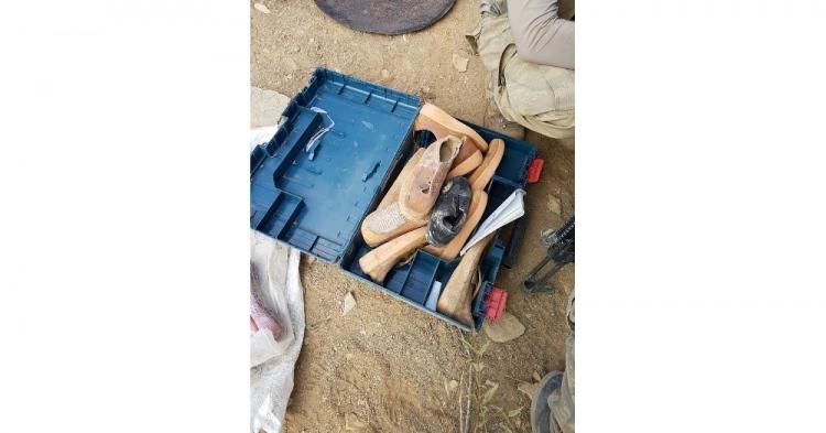 PKK'lı cesetleri etrafa saçılmış! 4