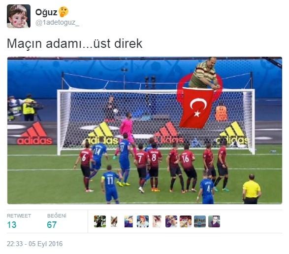 Milli maçtan sonra capsler patladı 14