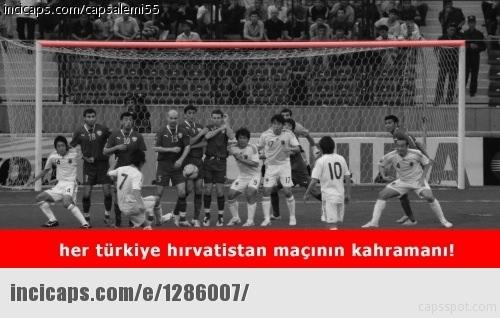 Milli maçtan sonra capsler patladı 32