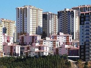 Konut fiyatları en çok Türkiye'de arttı