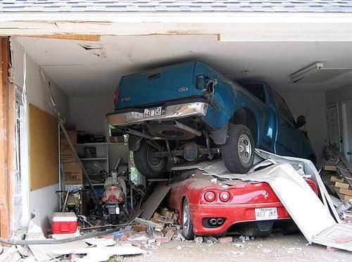 İnanılmaz trafik kazaları 11