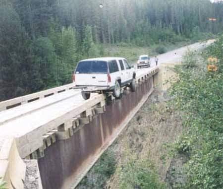İnanılmaz trafik kazaları 12