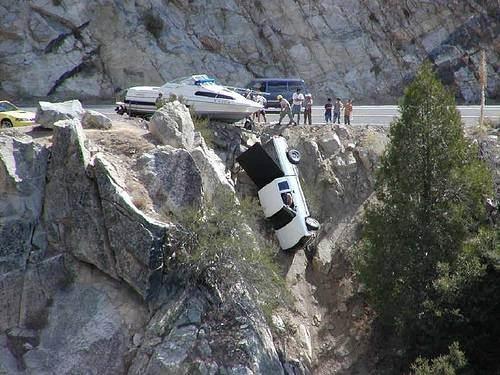 İnanılmaz trafik kazaları 14