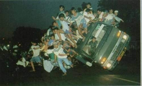 İnanılmaz trafik kazaları 19
