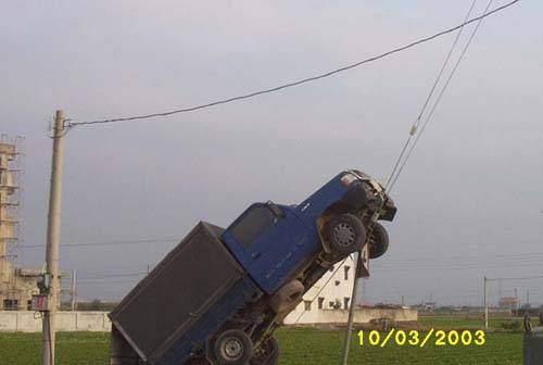 İnanılmaz trafik kazaları 20