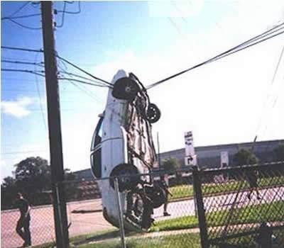 İnanılmaz trafik kazaları 21