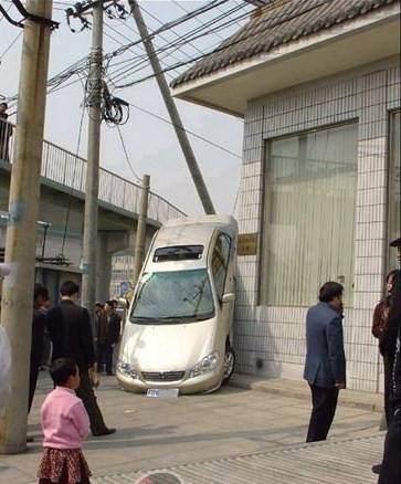 İnanılmaz trafik kazaları 22