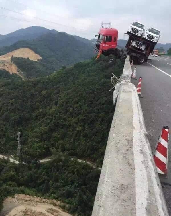 İnanılmaz trafik kazaları 3
