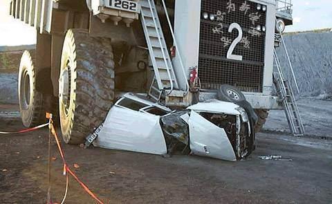 İnanılmaz trafik kazaları 37