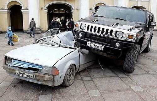 İnanılmaz trafik kazaları 38