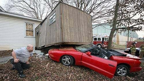 İnanılmaz trafik kazaları 39