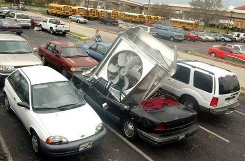 İnanılmaz trafik kazaları 40