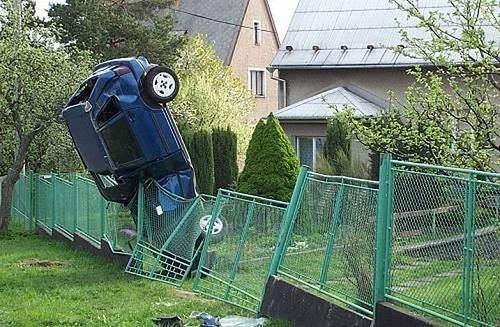İnanılmaz trafik kazaları 43