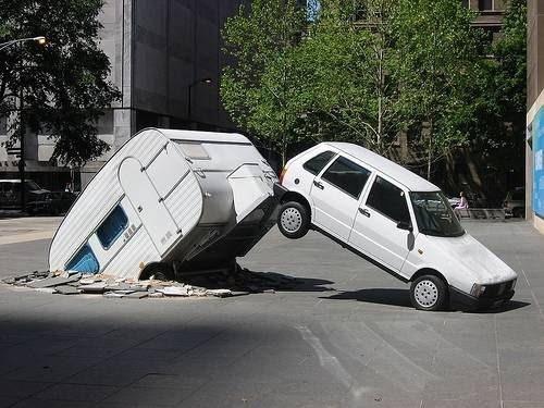 İnanılmaz trafik kazaları 44
