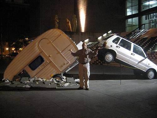 İnanılmaz trafik kazaları 45