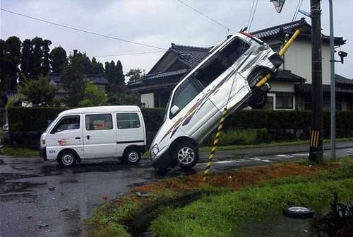 İnanılmaz trafik kazaları 47