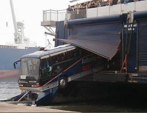 İnanılmaz trafik kazaları 49
