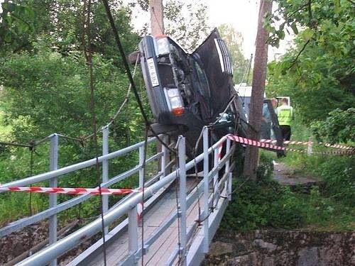 İnanılmaz trafik kazaları 51