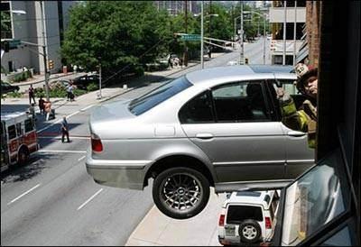 İnanılmaz trafik kazaları 52