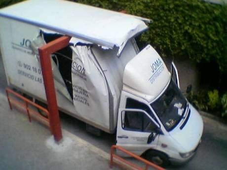 İnanılmaz trafik kazaları 54