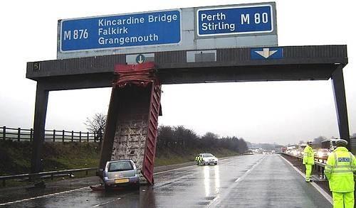 İnanılmaz trafik kazaları 56
