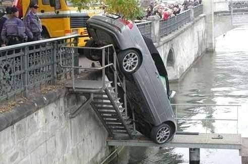 İnanılmaz trafik kazaları 58
