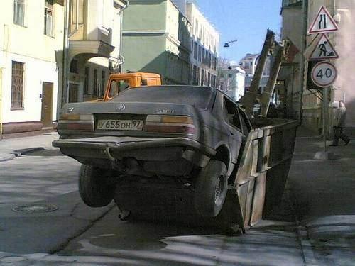 İnanılmaz trafik kazaları 59