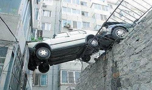 İnanılmaz trafik kazaları 60