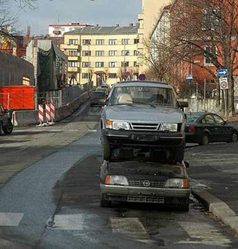 İnanılmaz trafik kazaları 63
