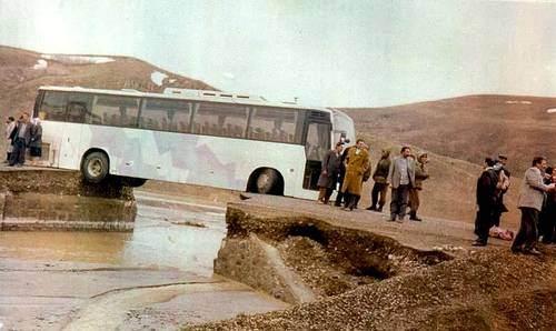 İnanılmaz trafik kazaları 64