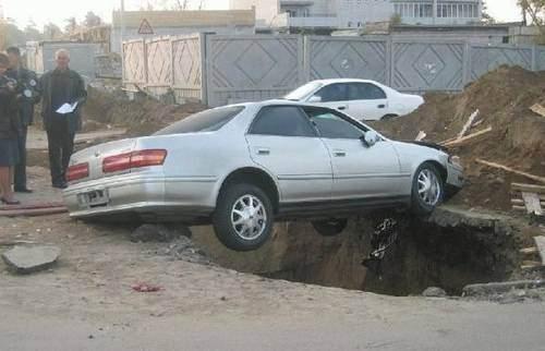 İnanılmaz trafik kazaları 65