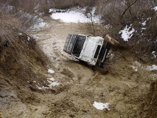 İnanılmaz trafik kazaları 68