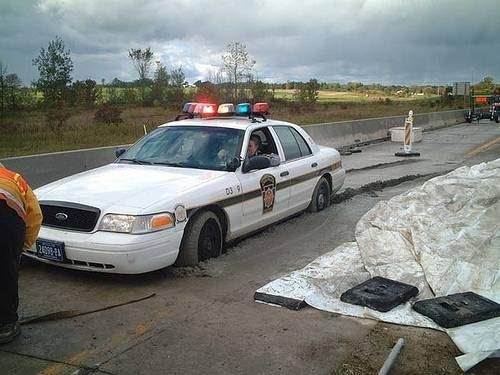 İnanılmaz trafik kazaları 71