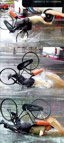 İnanılmaz trafik kazaları 73