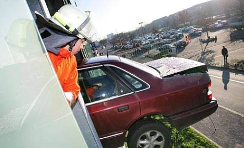 İnanılmaz trafik kazaları 8