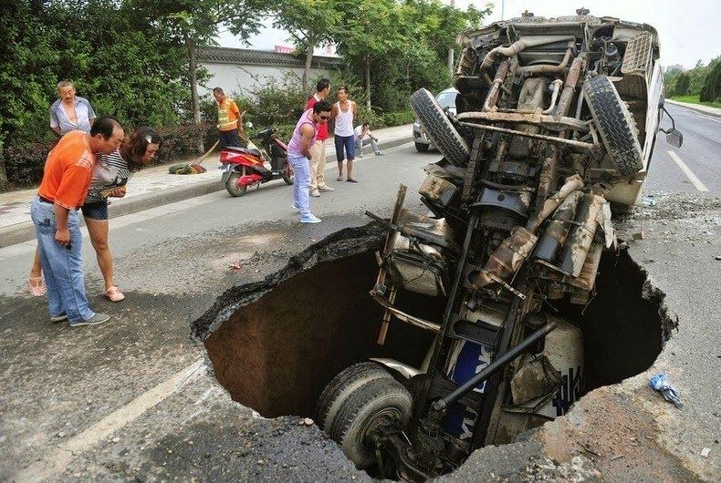 İnanılmaz trafik kazaları 89