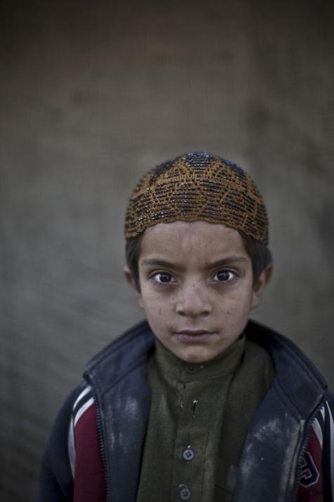 Pakistanlı fotoğrafçıdan masumiyetin yüzleri 1
