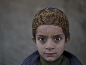 Pakistanlı fotoğrafçıdan masumiyetin yüzleri