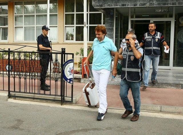 İşte FETÖ'den tutuklanan ve gözaltına olan işadamları 16